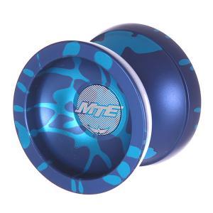 Йо-йо  MTE Blue/Light Blue Aero-Yo. Цвет: голубой,синий