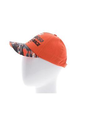 Кепка REIKE. Цвет: оранжевый