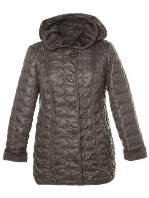 Куртка AMALIA COLLECTION. Цвет: сиреневый