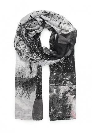 Палантин Sophie Ramage. Цвет: серый