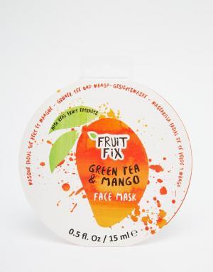 Beauty Extras Маска для лица с зеленым чаем и манго. Цвет: бесцветный