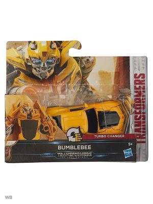 Трансформеры 5: Уан-степ Transformers. Цвет: желтый