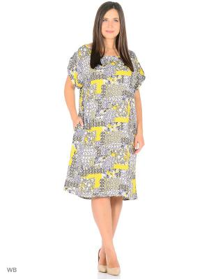 Платье из вискозы SOFT SECRET