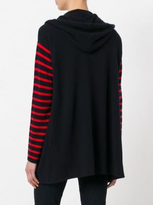 Cashmere striped cardigan Chinti And Parker. Цвет: синий