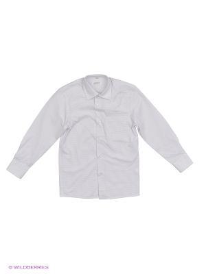 Рубашка Cleverly. Цвет: молочный