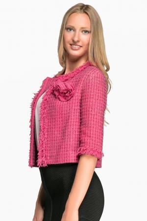 Жакет 116589 Lolita Shonidi. Цвет: розовый