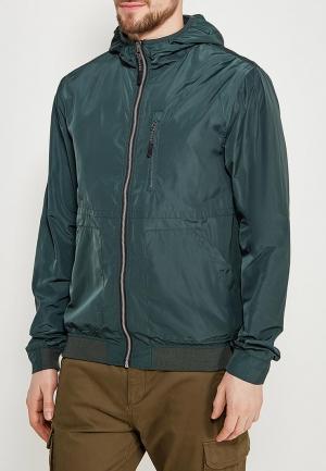 Куртка Lee. Цвет: зеленый
