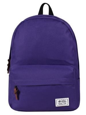 Рюкзак Street Bags. Цвет: фиолетовый