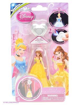 Игрушка детская Принцессы Disney. Цвет: розовый, желтый
