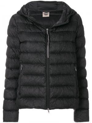 Куртка-пуховик Strange Colmar. Цвет: чёрный