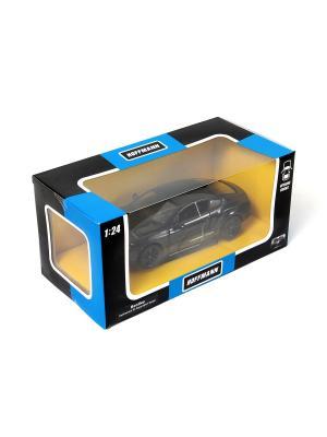 Машина металлическая Bentley Continental GT Supersport ISR 1:24. HOFFMANN. Цвет: черный