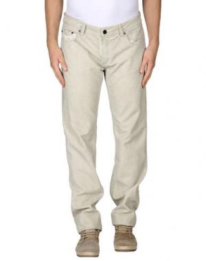 Повседневные брюки CELLAR DOOR. Цвет: бежевый