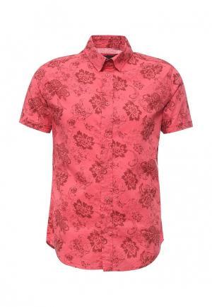 Рубашка Fresh Brand. Цвет: фуксия