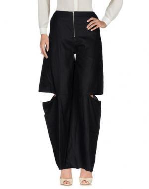Повседневные брюки ECKHAUS LATTA. Цвет: черный