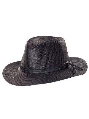 Шляпа Goorin Brothers. Цвет: черный
