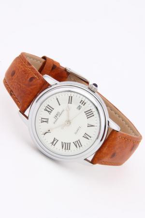 Часы IBSO. Цвет: серебро, рыжий