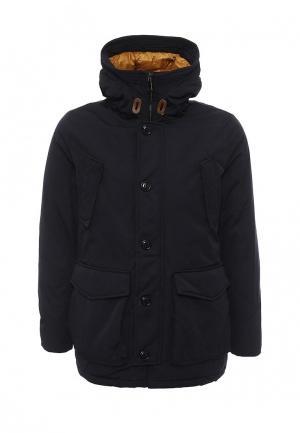 Куртка утепленная Warren Webber. Цвет: синий