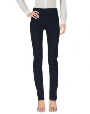 Повседневные брюки LEON & HARPER. Цвет: темно-синий