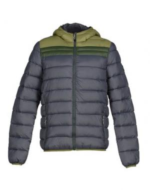Куртка JCOLOR. Цвет: свинцово-серый