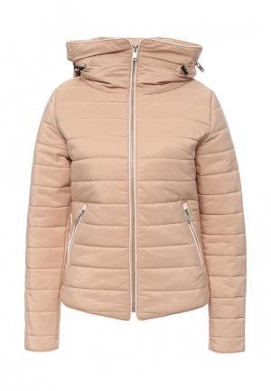 Куртка утепленная Influence. Цвет: бежевый