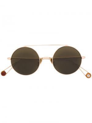 Солнцезащитные очки Place des Vosges Ahlem. Цвет: металлический