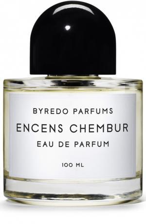 Парфюмерная вода Encens Chembur Byredo. Цвет: бесцветный