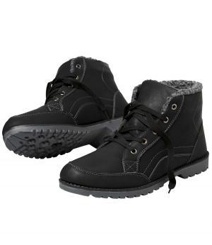 Ботинки-вездеходы AFM. Цвет: черныи