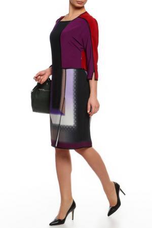 Платье Etro. Цвет: мультицвет