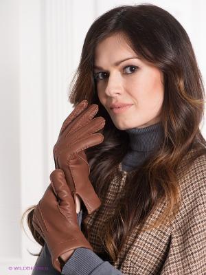 Перчатки Alpa Gloves. Цвет: коричневый