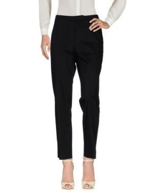Повседневные брюки PESERICO SIGN. Цвет: черный