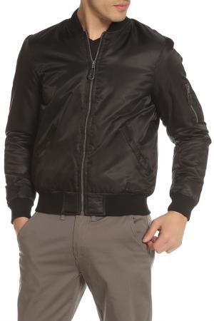 Куртка TOKYO LAUNDRY. Цвет: черный