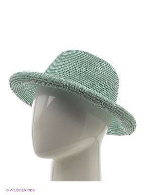 Шляпа Vittorio Richi. Цвет: салатовый