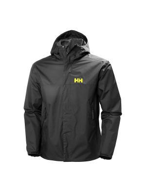 Куртка Helly Hansen. Цвет: серый