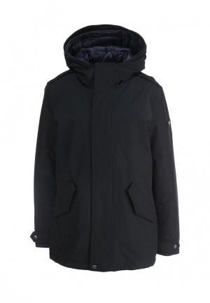 Куртка утепленная Woolrich. Цвет: синий