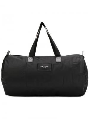 Дорожная сумка на молнии Marc Jacobs. Цвет: чёрный