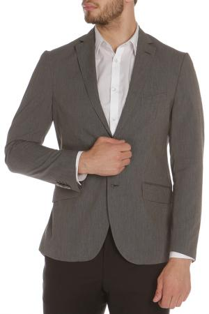 Пиджак Etro. Цвет: серый