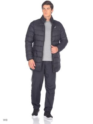 Куртка WINTER LONG PADDED JKT ASICS. Цвет: черный