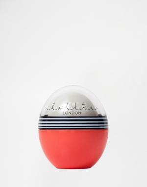 Lottie Бальзам для губ Ball. Цвет: прозрачный