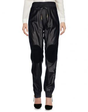 Повседневные брюки GIUSEPPE ZANOTTI DESIGN. Цвет: черный