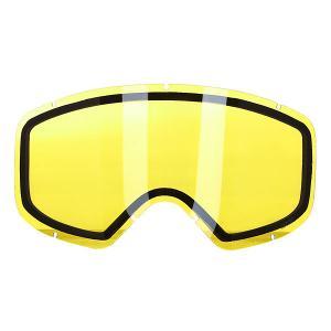 Линза для маски  Deringer Lens Yellow Anon. Цвет: желтый