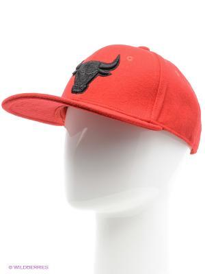 Кепка NBA SBC BULLS S Adidas. Цвет: красный, черный