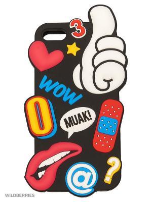 Футляр для мобильного телефона Mango. Цвет: красный