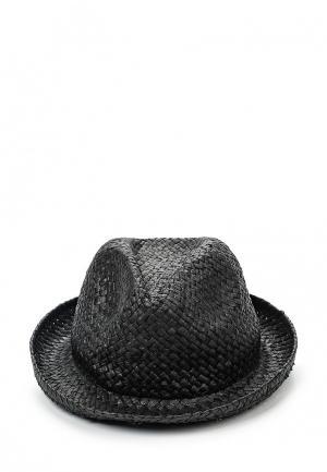 Шляпа Trussardi Jeans. Цвет: черный