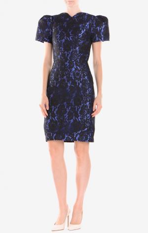 Платье Синее Cavo