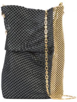Легкая сумка Laura B. Цвет: чёрный