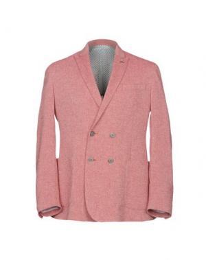 Пиджак BARBATI. Цвет: красный