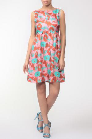 Платье Roksanda Ilincic. Цвет: красный