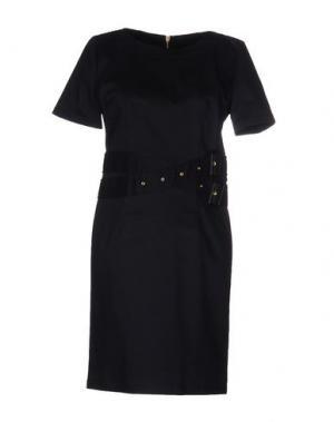 Короткое платье BOY BY BAND OF OUTSIDERS. Цвет: черный