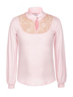 Блузка Nota Bene. Цвет: розовый