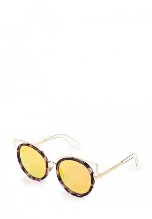 Очки солнцезащитные Vitacci. Цвет: бордовый